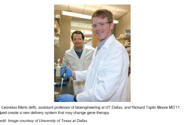 ژن درمانی ژن درمانی دستیابی زیست شناسی synthetic به روشی جدید برای ژن درمانی 20 600x400