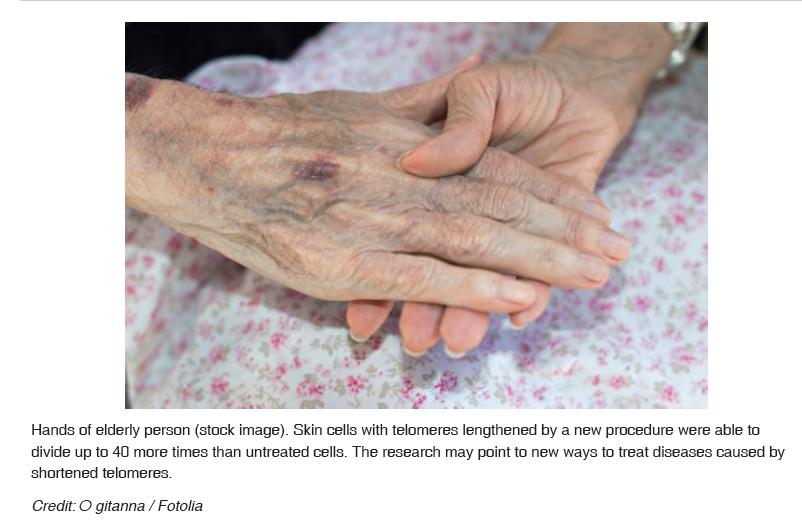 درمان پیری