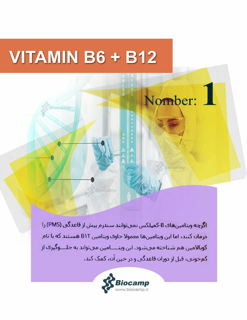 نقش ویتامین ها بر بدن نقش ویتامین های B6 و B12 بر بدن نقش ویتامین های B6 و B12 بر بدن photo 2016 10 03 23 08 26