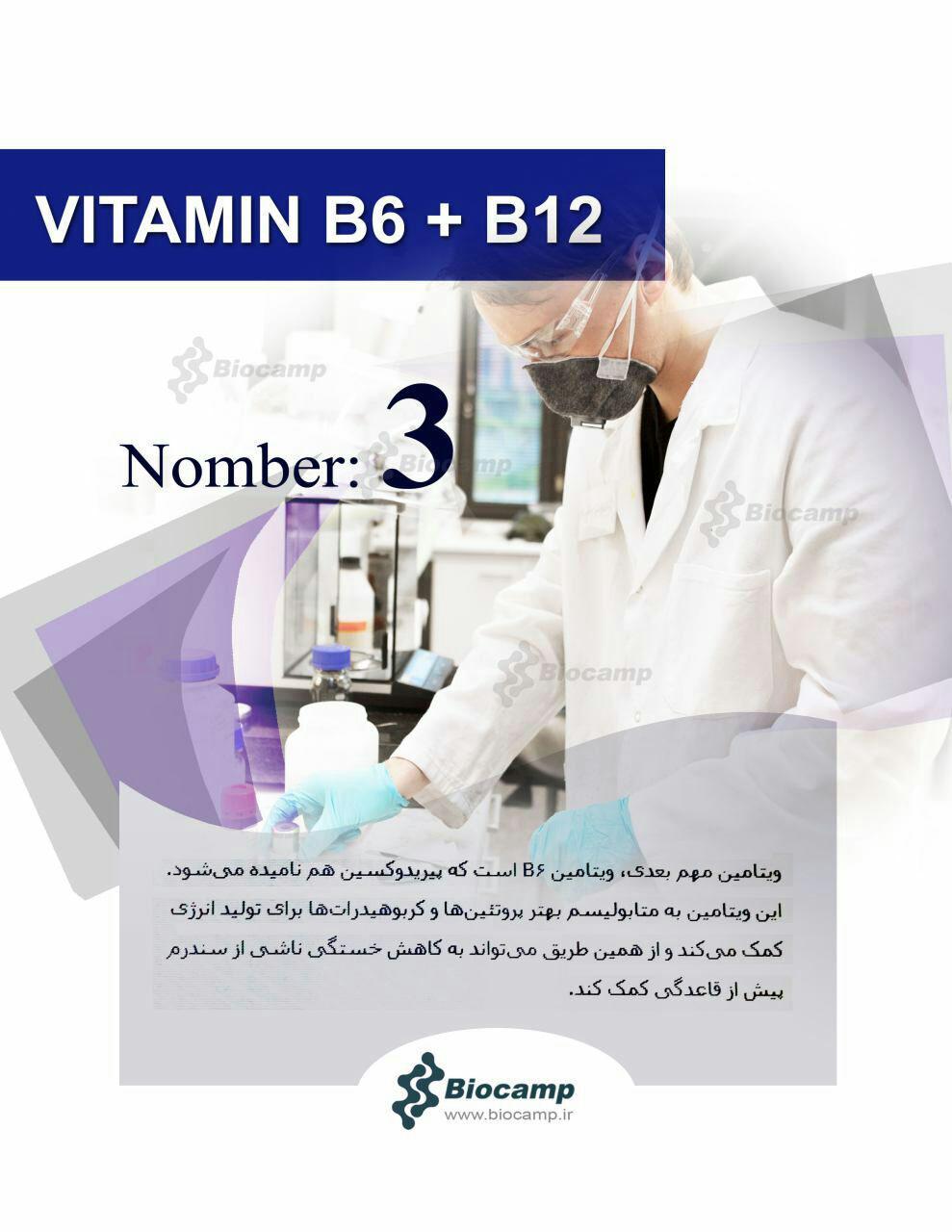 نقش ویتامین ها بر بدن نقش ویتامین های B6 و B12 بر بدن نقش ویتامین های B6 و B12 بر بدن photo 2016 10 03 23 08 30